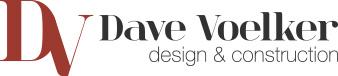 Dave Voelker Design & Construction Logo